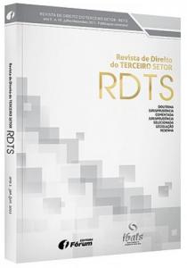 Capa de Livro: Revista de Direito do Terceiro Setor (dez. 2018)