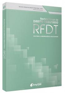 Capa de Livro: Revista Fórum de Direito Tributário (jun. 2019)