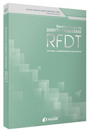 Capa de Livro: Revista Fórum de Direito Tributário (dez. 2019)