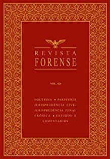 Capa de Livro: Revista Forense (dez. 2018)