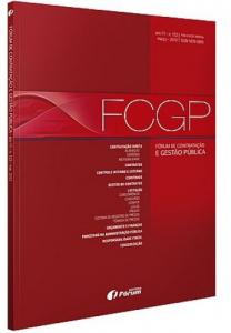 Capa de Livro: Fórum de Contratação e Gestão Pública (jan. 2020)