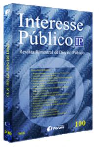 Capa de Livro: Interesse Público (jun. 2019)