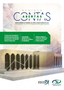 Capa de Livro: Revista Contas Abertas (2018)