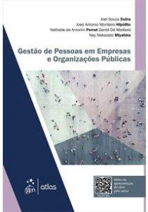 Capa de Livro: Gestão De Pessoas Em Empresas e Organizações Pública