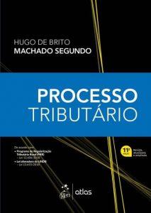 Capa de Livro: Processo Tributário (11ª Edição)