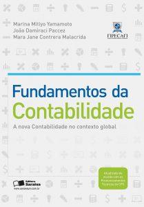 Capa de Livro: Fundamentos da contabilidade: a contabilidade no contexto global