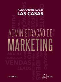 Capa de Livro: Administração de marketing
