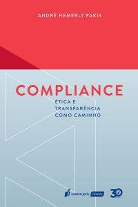 Capa de Livro: Compliance: ética e transparência como caminho