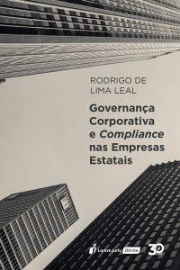 Capa de Livro: Governança corporativa e compliance nas empresas estatais