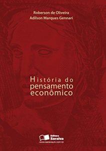 Capa de Livro: História do pensamento econômico