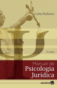 Capa de Livro: Manual de psicologia jurídica