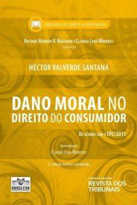 Capa de Livro: Dano moral no direito do consumidor
