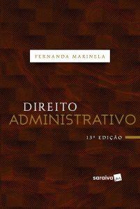 Capa de Livro: Direito Administrativo