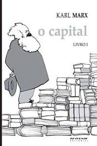 Capa de Livro: O capital: crítica da economia política