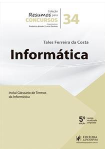 Capa de Livro: Informática