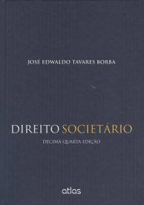 Capa de Livro: Direito societário