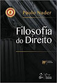 Capa de Livro: Filosofia do direito