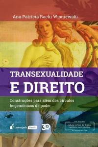 Capa de Livro: Transexualidade e direito: construções para além dos círculos hegemônicos de poder