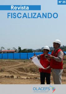 Capa de Livro: Revista OLACEFS (jun. 2019)