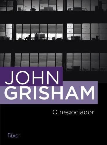 Capa de Livro: O negociador