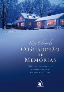 Capa de Livro: O guardião de memórias