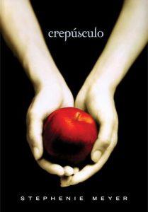 Capa de Livro: Crepúsculo