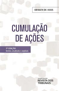 Capa de Livro: Cumulação de ações (5 ed.)