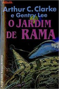 Capa de Livro: O Jardim de rama