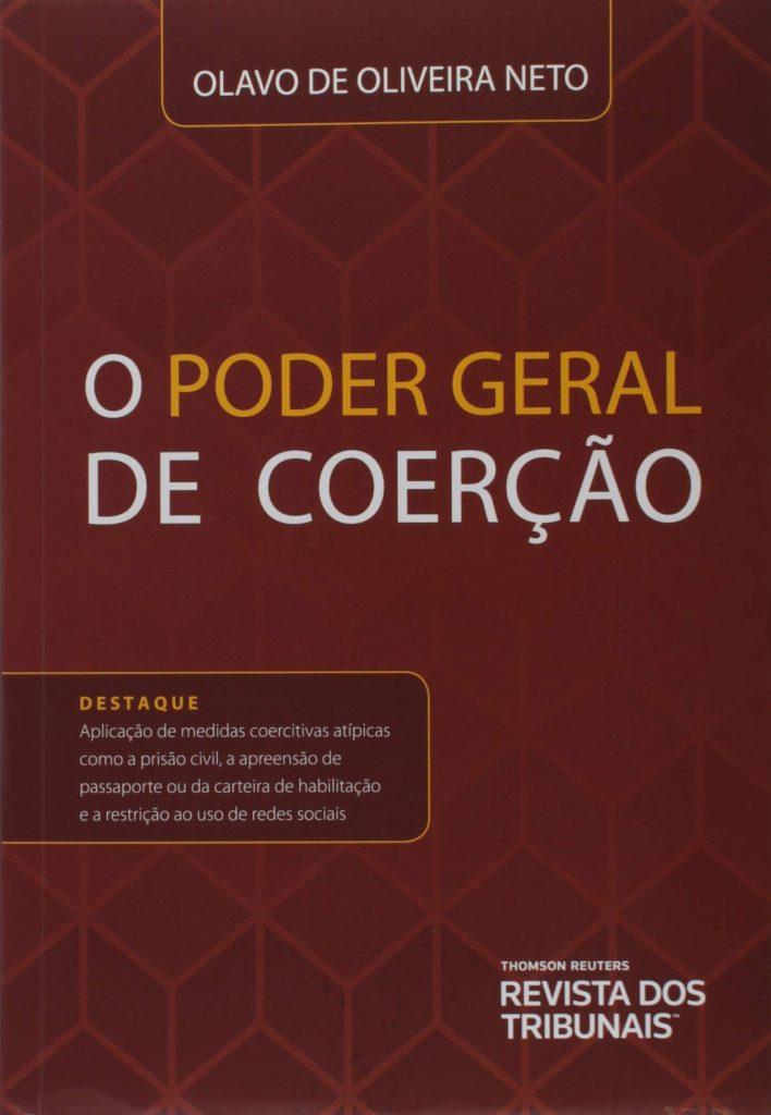 Capa de Livro: O poder geral de coerção