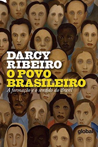 Capa de Livro: O Povo brasileiro: a formação e o sentido do brasil