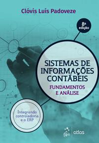 Capa de Livro: Sistemas de informações contábeis: fundamentos e análise