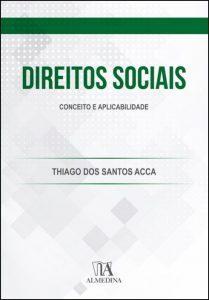 Capa de Livro: Direitos sociais: conceito e aplicabilidade