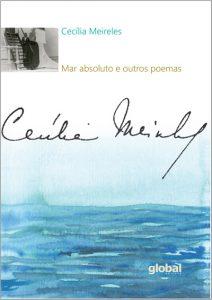 Capa de Livro: Mar absoluto e outros poemas