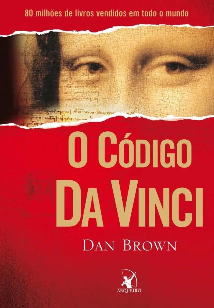 Capa de Livro: O código Da Vinci