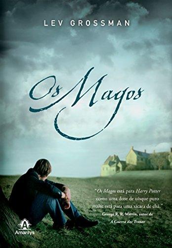 Capa de Livro: Os magos