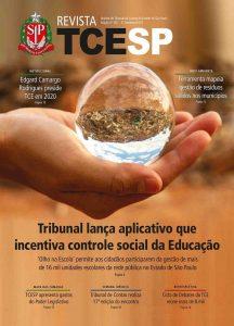 Capa de Livro: Revista TCESP (jan. 2020)