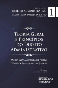 Capa de Livro: Tratado de direito administrativo: teoria geral e princípios do direito administrativo (2ª ed.)